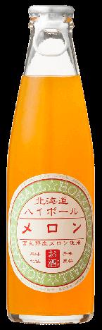 北海道ハイボール メロン Hokkaido Highball Melon