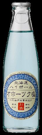 北海道ハイボール オホーツク塩 Hokkaido Highball Okhotsk Salt