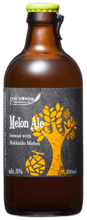 メロンエール Fruit Brewing Melon Ale