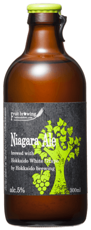 ナイアガラエール Fruit Brewing Niagara Ale