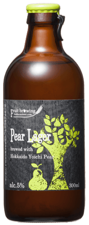 ペアラガー Fruit Brewing Pear Lager